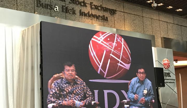 Foto Berita JK Janji akan Dorong Freeport IPO di BEI
