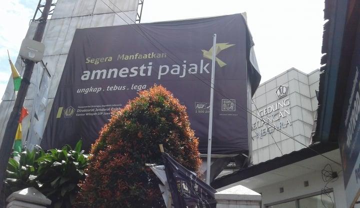 Foto Berita Perusahaan dalam Grup Rajawali Ikuti Tax Amnesty