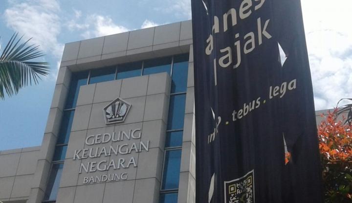 Foto Berita Tahun Lalu, 325 Ribu Wajib Pajak Badan Laporkan SPT