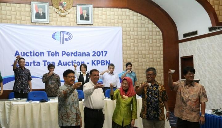 Foto Berita KPBN Gelar Auction Teh Perdana Tahun 2017