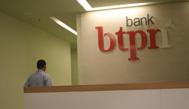 Foto Berita Hari Ini, BTPN Bayar Bunga Obligasi Rp7,21 Miliar