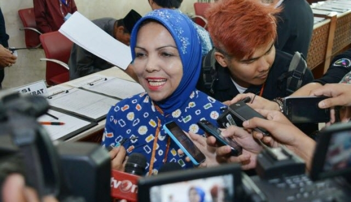 Foto Berita Nurhayati Assegaf Mangkir dari Panggilan KPK