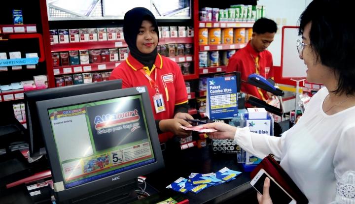 Habis Lebaran, Alfamart Bakal Bagikan 'Angpau' Lebih dari Setengah Triliun Rupiah ke Investor