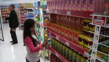 Foto Minimarket Jadi Tempat Berbelanja yang Nyaman