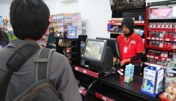 Foto Bank Mandiri Digital Gandeng Alfamart dan Alfamidi Jadi Agen