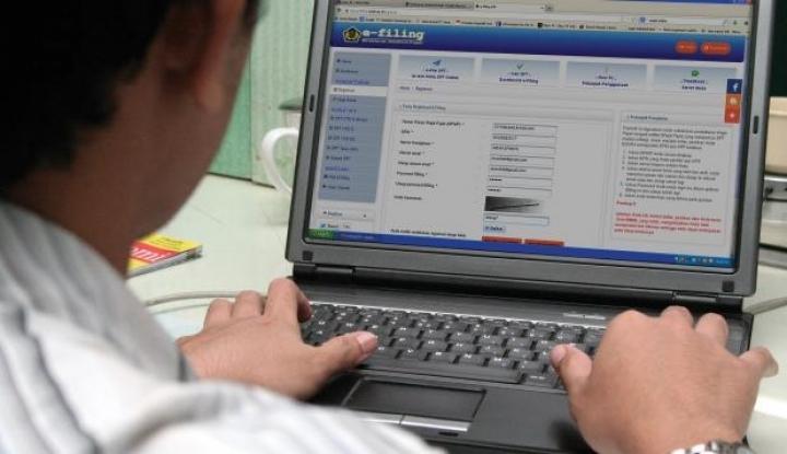 Foto Berita OnlinePajak Beri Kemudahan Lapor Pajak Lewat e-Filing