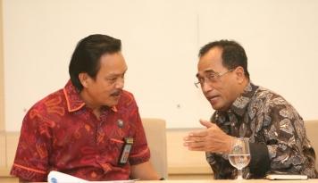 Foto Menhub Belum Pastikan Waktu Operasional Terminal Regional Kalimantan