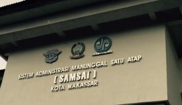 Foto Cegah Pungli, Layanan Samsat Diawasi Propam Polda