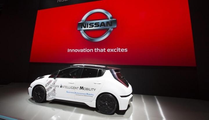 Foto Berita Begini Cara CEO Nissan Kasih Terobosan Teknologi Baru