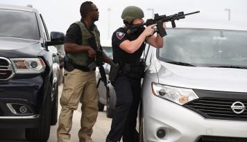 Aksi Penembakan Brutal Terjadi di Texas, 10 Orang Tewas