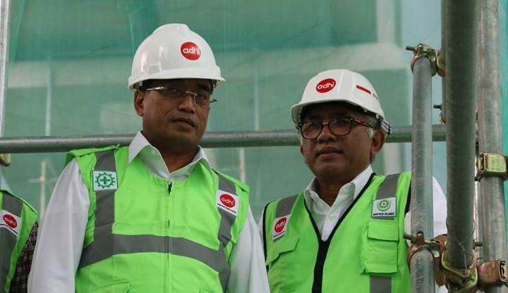 Foto Berita Juni, LRT Sudah Dikirim ke Palembang