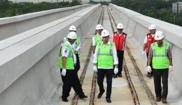 Foto BNI Incar Peningkatan Komisi Transaksi dari LRT