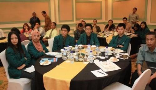 Foto Penerima LPDP Motivasi Anak Muda di Gorontalo
