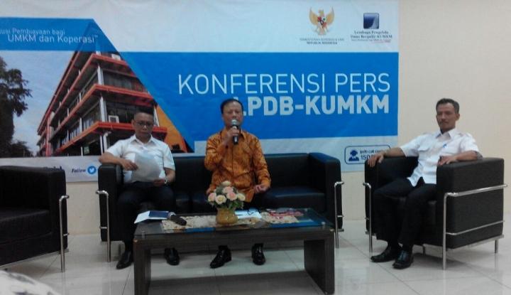 Foto Berita LPDB KUMKM Targetkan Penyaluran Dana Bergulir Rp1,5 Triliun