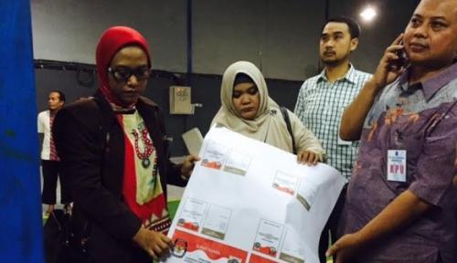 Foto Polda Metro Pesan Pendukung Cagub Harus Tertib Saat Debat