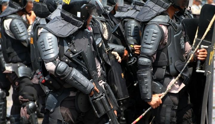 Foto Berita ProDEM: Polri Khianati Reformasi Jika Libatkan TNI Tangani Demonstrasi