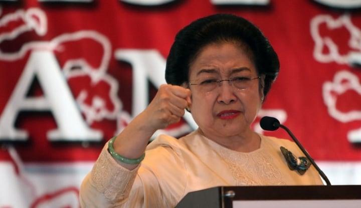 Berlangsung Tertutup, Megawati Terpilih Aklamasi Jadi Ketum PDIP hingga 2024 - Warta Ekonomi