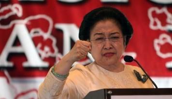 Foto Megawati Temui Presiden Korsel Moon Jae-in