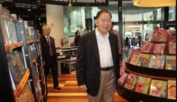 Foto Kisah Sukses Pendiri Lippo Group yang Berawal dari Penjaga Toko