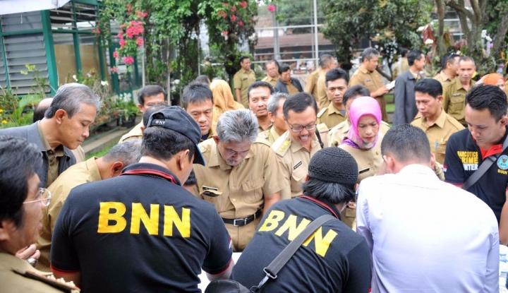 Foto Berita Di Surabaya, BNN Jatim Ringkus 'Biang Keladi' Narkoba