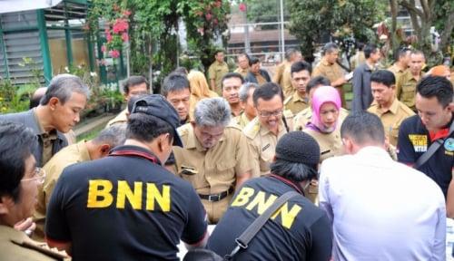 Foto BNN Pastikan Mantan Pilot Citilink Bebas Narkoba