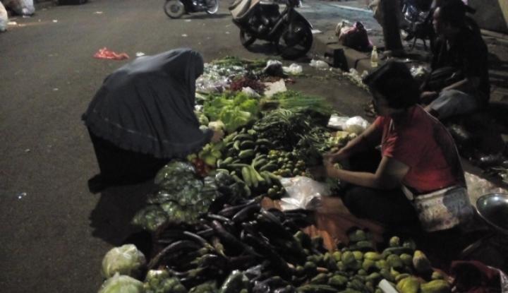 Foto Berita Harga Sayuran di Medan Belum Stabil
