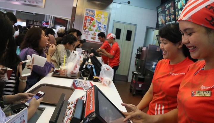 Foto Berita Sejumlah Gerai KFC di Inggris Tutup, Ada Apa?