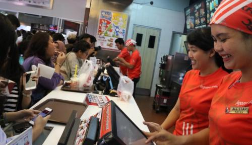 Foto Sejumlah Gerai KFC di Inggris Tutup, Ada Apa?