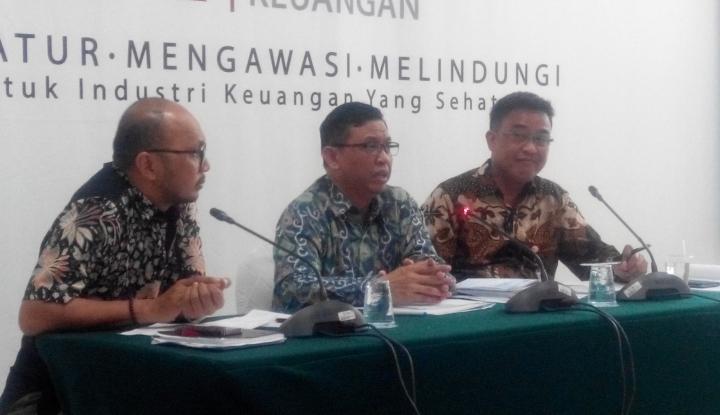 Foto Berita OJK Kasih Waktu Enam Bulan untuk Pendaftaran Fintech P2P Lending