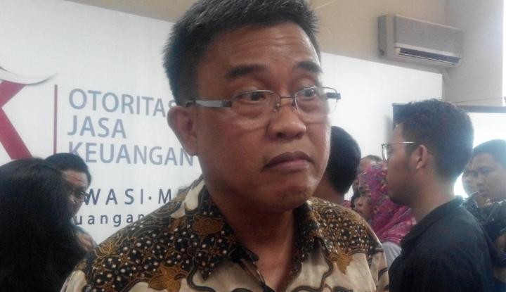 Foto Berita Ini Alasan OJK Batasi Pinjaman Fintech P2P Lending Cuma Rp2 Miliar