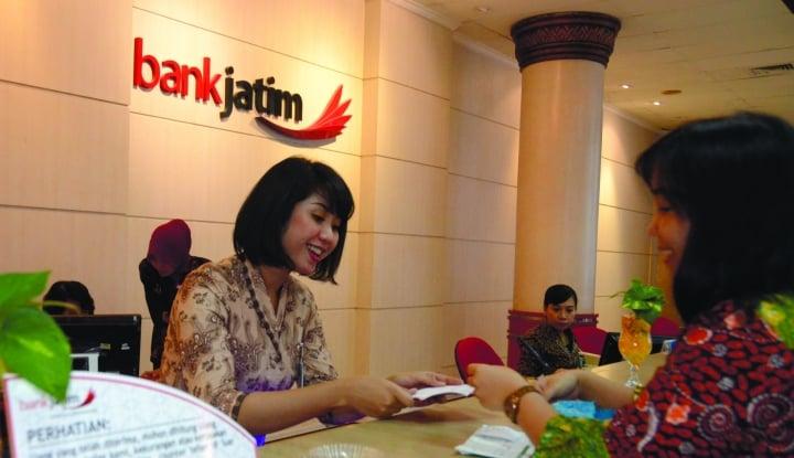 Kinerja Gemilang, Bank Jatim Kasih Penjelasan Gini - Warta Ekonomi