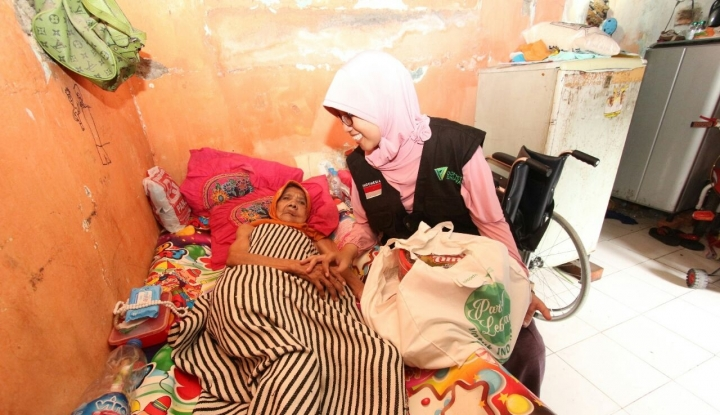 Foto Berita Sepanjang 2016, Penerima Manfaat Dompet Dhuafa Capai 1,7 Juta Jiwa