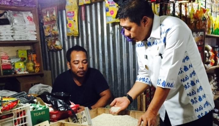 Foto Berita Wawali Makassar Pantau Harga Pangan di Pasar Tradisional