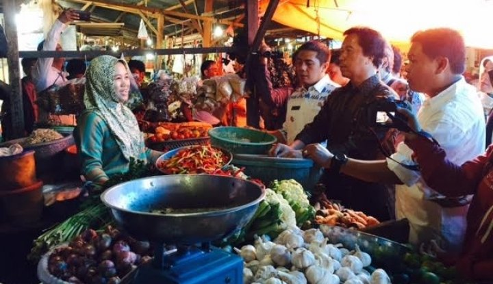 Foto Berita KPPU: Rantai Pasok Panjang Picu Kenaikan Harga Cabai