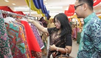 Foto APLN JAdikan Thamrin City Sebagai Barometer Batik Nasional