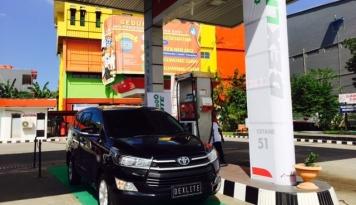 Foto Lampung Alami Peningkatan Konsumsi BBM