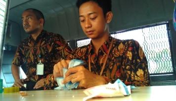 Foto Wilayah Bengkulu Sudah 65 Persen Terdistribusi Uang Baru