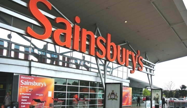 Foto Berita Sainsbury's Laporkan Rekor Penjualan Periode Natal