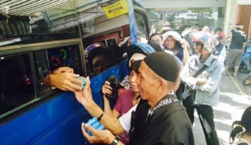 Foto BI NTB Sosialisasikan Rupiah Baru di Pulau Wisata