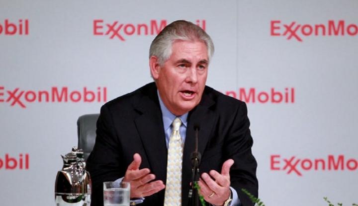 Foto Berita Putus Hubungan dengan Exxon, Rex Tillerson Dapat Paket Pensiun US$ 180 Juta