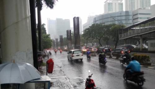 Foto Sejalan dengan Anies, Fahira: Larangan Motor di Thamrin Sumbat Rezeki Warga
