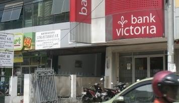 Foto Obligasi Bank Victoria Diganjar Bunga 10,30% dan 11%