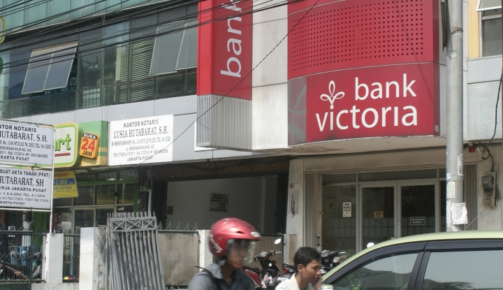 Bank Victoria Tak Bagi Dividen, Labanya untuk... - Warta Ekonomi
