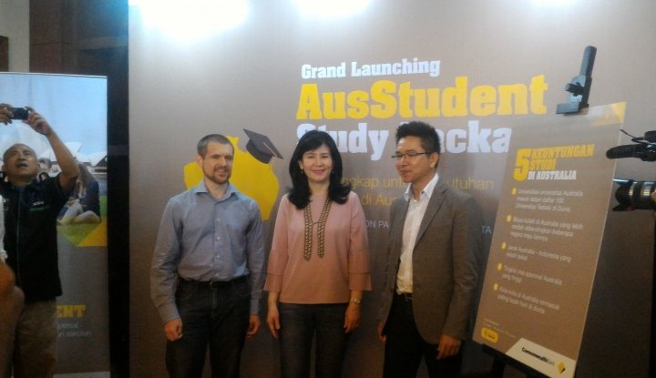 Foto Berita Commonwealth Bank Launching AusStudent Study Package