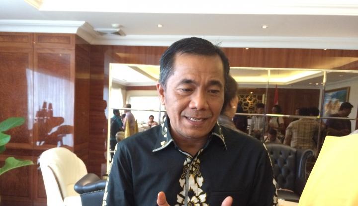 Foto Berita Sarifuddin Sudding Ditunjuk Jadi Sekjen Hanura