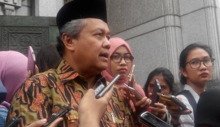 Foto Berita Jadi Calon Tunggal, Perry Diharapkan Jaga Keberlanjutan Stabilitas Sistem Keuangan