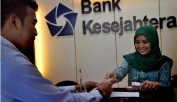 Foto Bank Kesejahteraan Ekonomi Pacu Kredit Komersial
