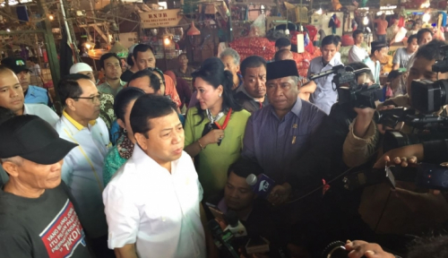Foto Sudah Fit, Papa Novanto Dinas Keluar Kota