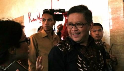 Foto PDIP Telah Berkomunikasi dengan Parpol Pendukung Pemerintah
