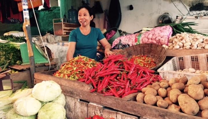 CIPS: Fluktuasi di Pasar Sebabkan Harga Bahan Pangan Meningkat - Warta Ekonomi